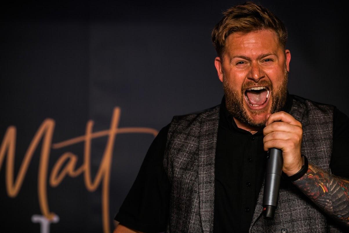 Meatloaf Tribute Show - Matt Shaw