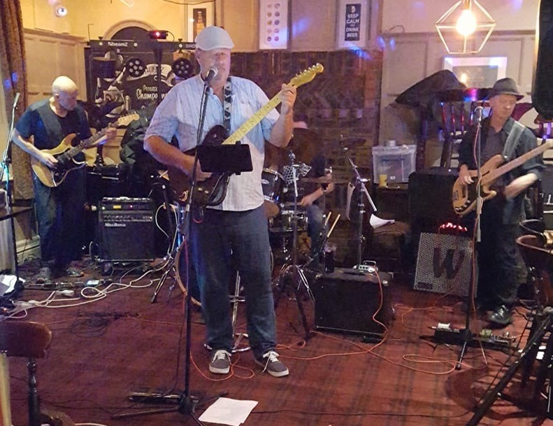 Works For Us - Live Covers Band
