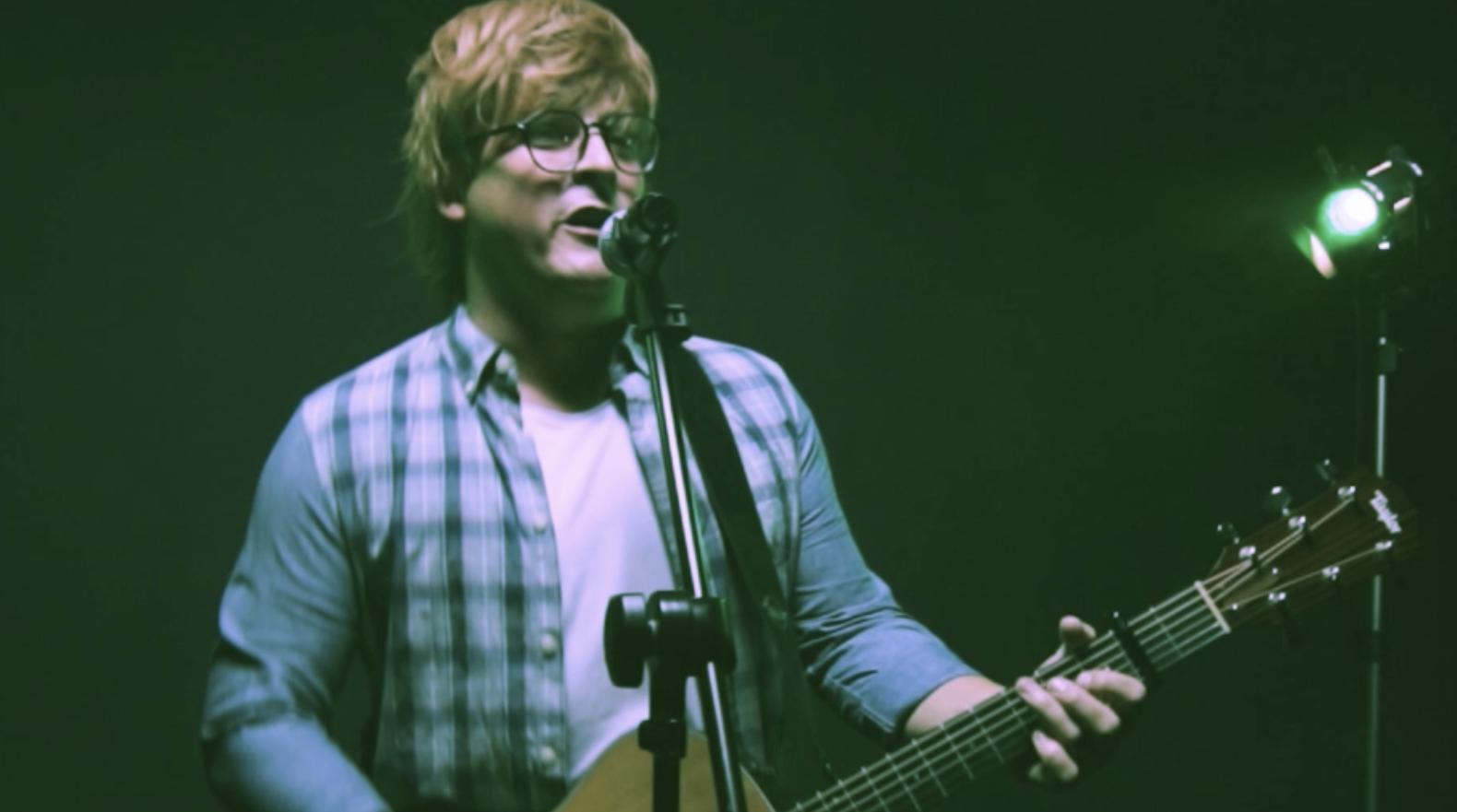 Ed Sheeran Tribute Act - Rick Moorhouse