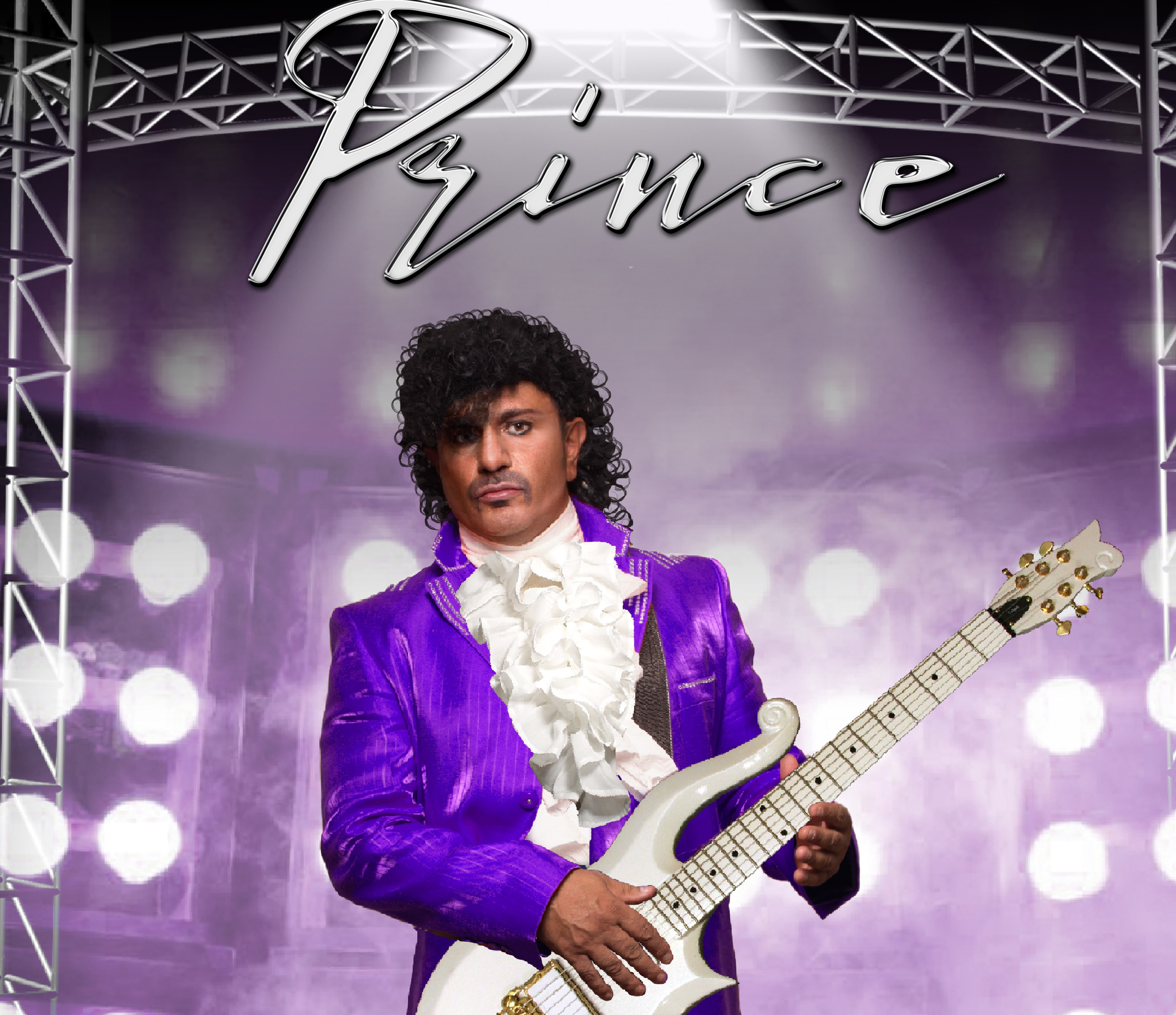 Prince Tribute Act - Buzz D'Angelo - Copy