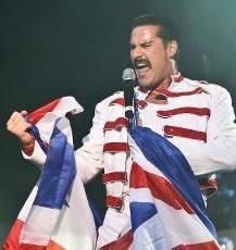 Freddie Mercury Tribute Act - The Best of Queen by Lee Garcia