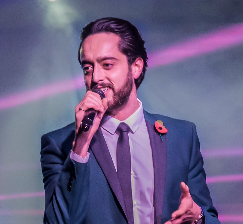 Alex James Slater - Male Vocalist