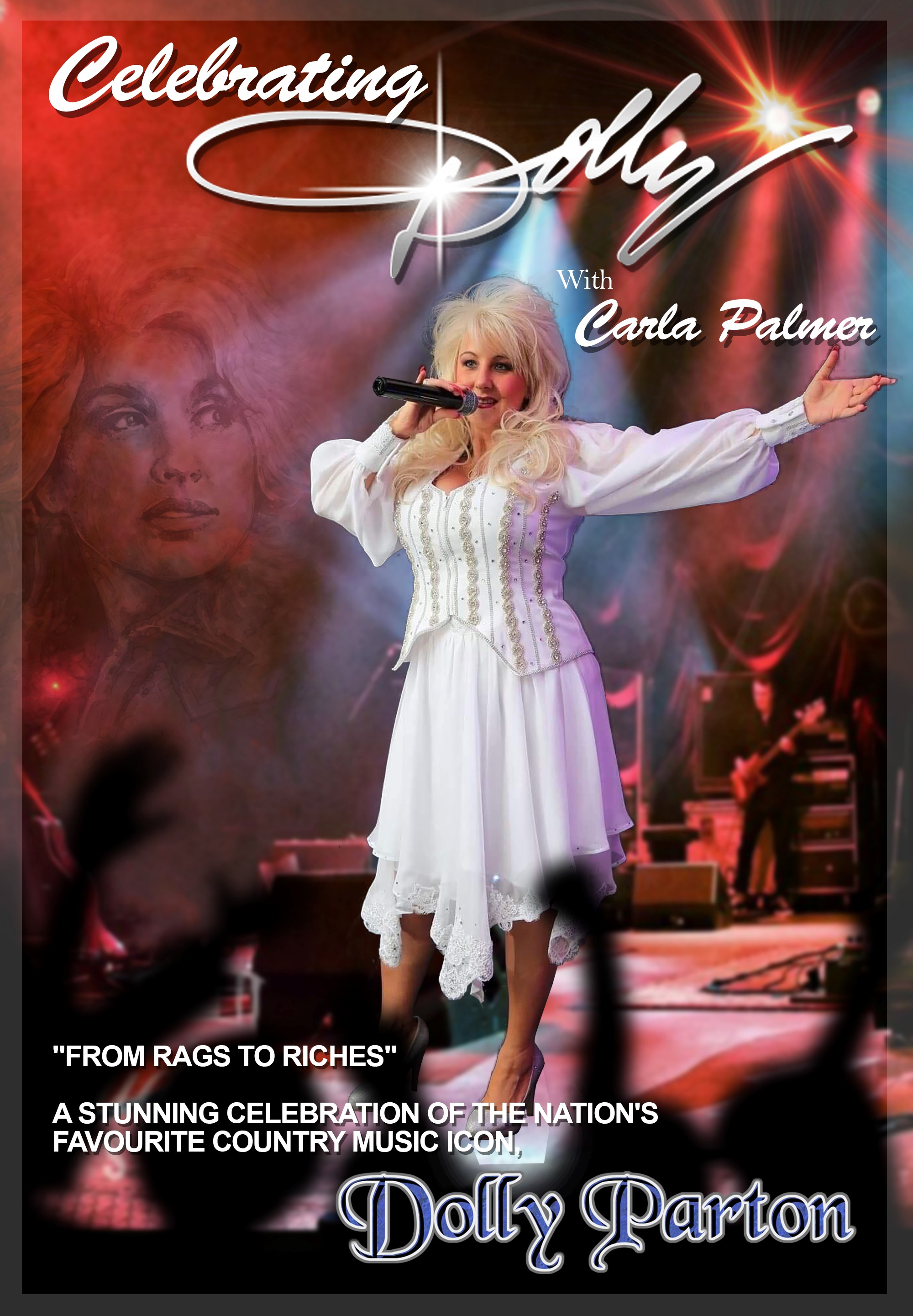 Dolly Parton Tribute Act - Carla Palmer
