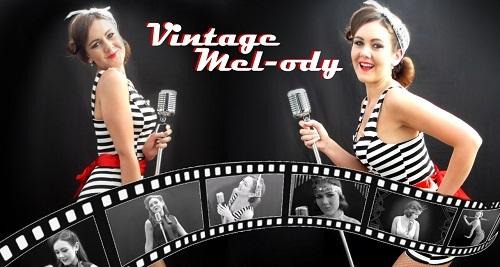 Post Modern Vintage Solo Singer - Melissa T