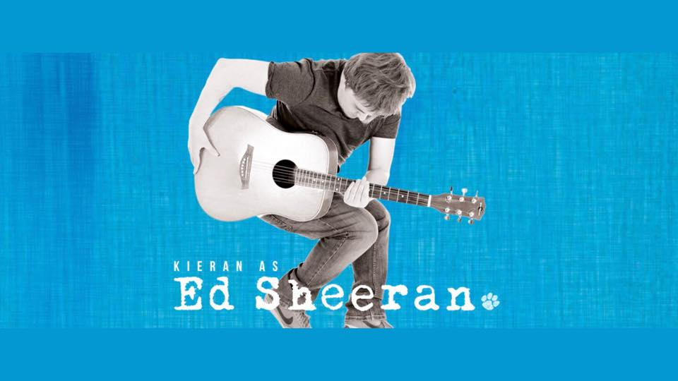 Ed Sheeran Tribute Act - Kieran