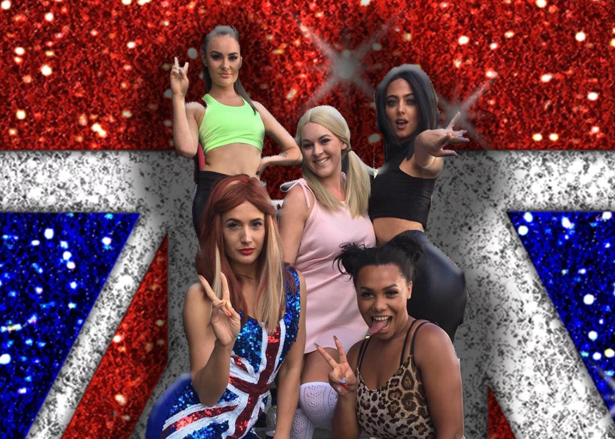 Spice Girls Tribute Band - Spice Girlz